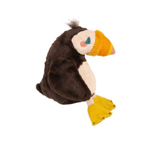 Kuscheltier Papageientaucher von Moulin Roty Tout autour du monde