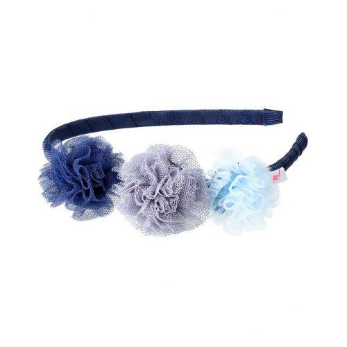 Haarreif Denu mit Blüten blau von Souza! für Kinder