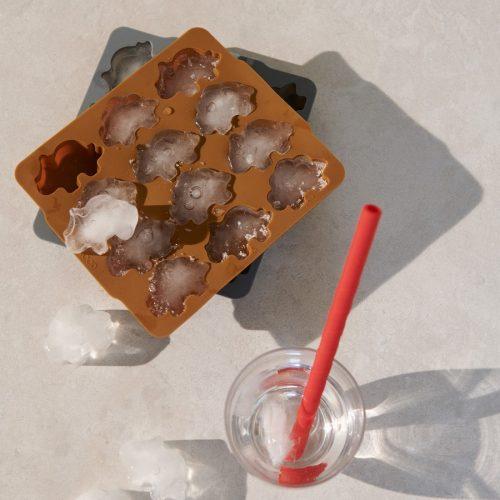 Liewood 2er Set Eiswürfelformen Sonny Dino golden caramel/blue fog mix