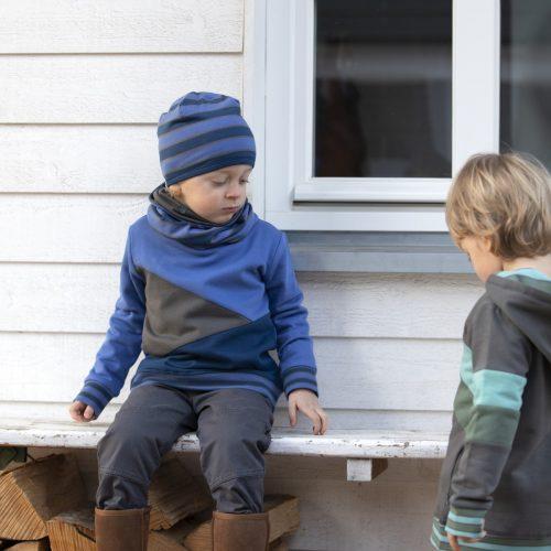 Enfant Terrible Hose in schiefer - genial und besonders robust
