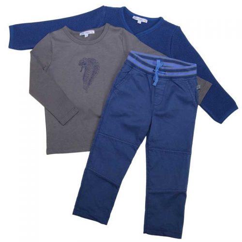 Enfant Terrible Hose in tintenblau - genial und besonders robust
