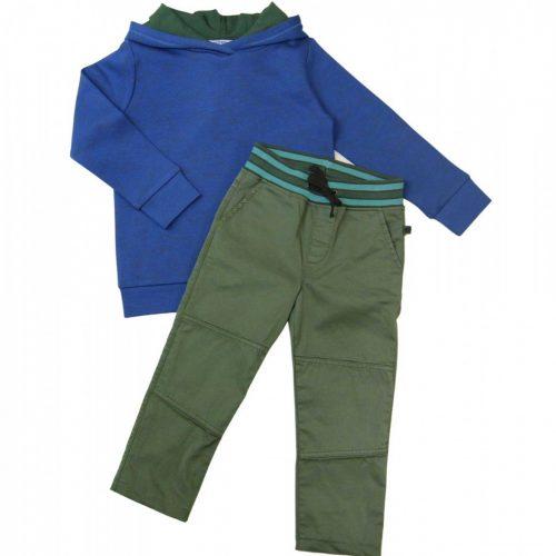 Enfant Terrible Hose in waldgrün - genial und besonders robust