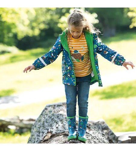 Frugi Gummistiefel Igelliebe - The National Trust für Frühjahr und Herbst