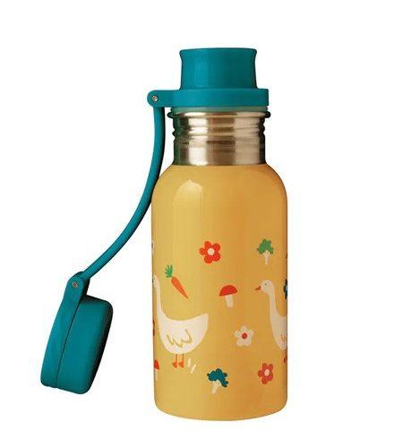 Trinkflasche Splish Splash Bumblebee/Duck von Frugi 400 ml