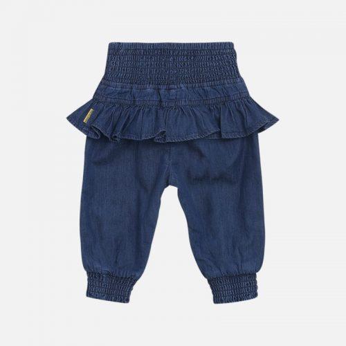 Hose Trine denim blue von Hust & Claire aus 100% Baumwolle