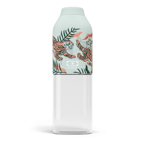 monbento MB Positive M Trinkflasche Tiger (graphic Power)