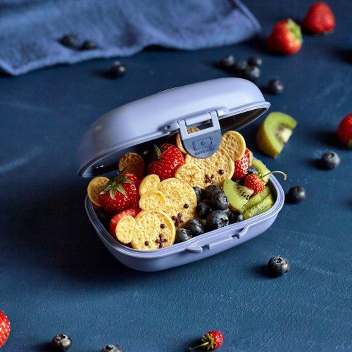 monbento MB Gram Snackbox blue Infinity - perfekt für den Alltag