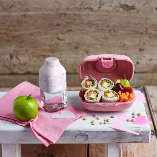 monbento MB Gram Snackbox pink Blush - perfekt für den Alltag
