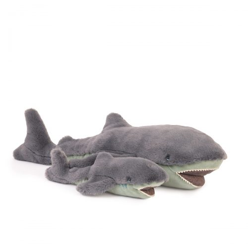 Kuscheltier kleiner Hai von Moulin Roty - Tout autour du monde