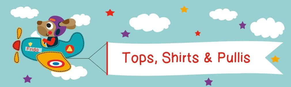 Banner Kategorie tops shirts pullis hund Flieger