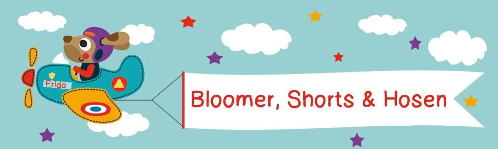 Banner Kategorie Bloomer, Shorts Hosen hund Flieger