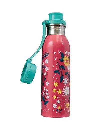 Trinkflasche Large Splish Splash Dala von Frugi 700 ml